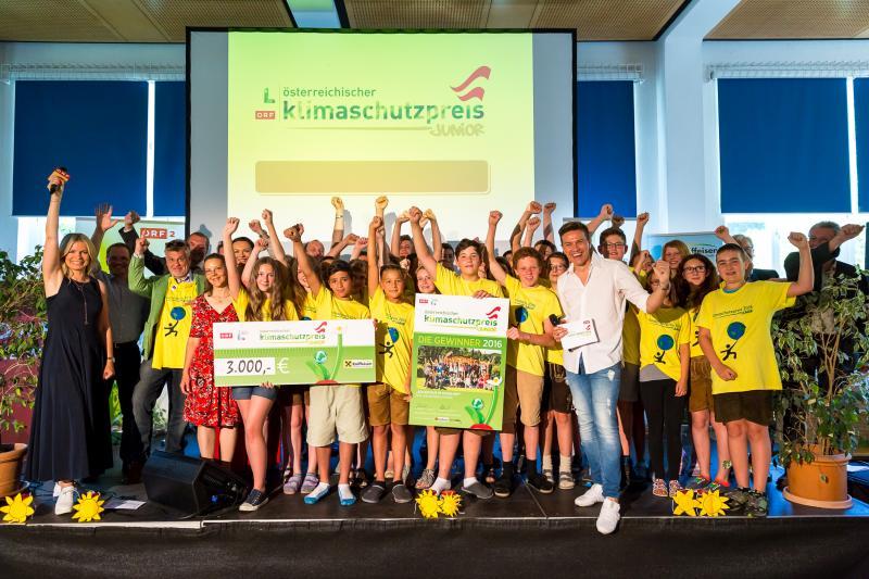 Klimaschutzpreis Junior