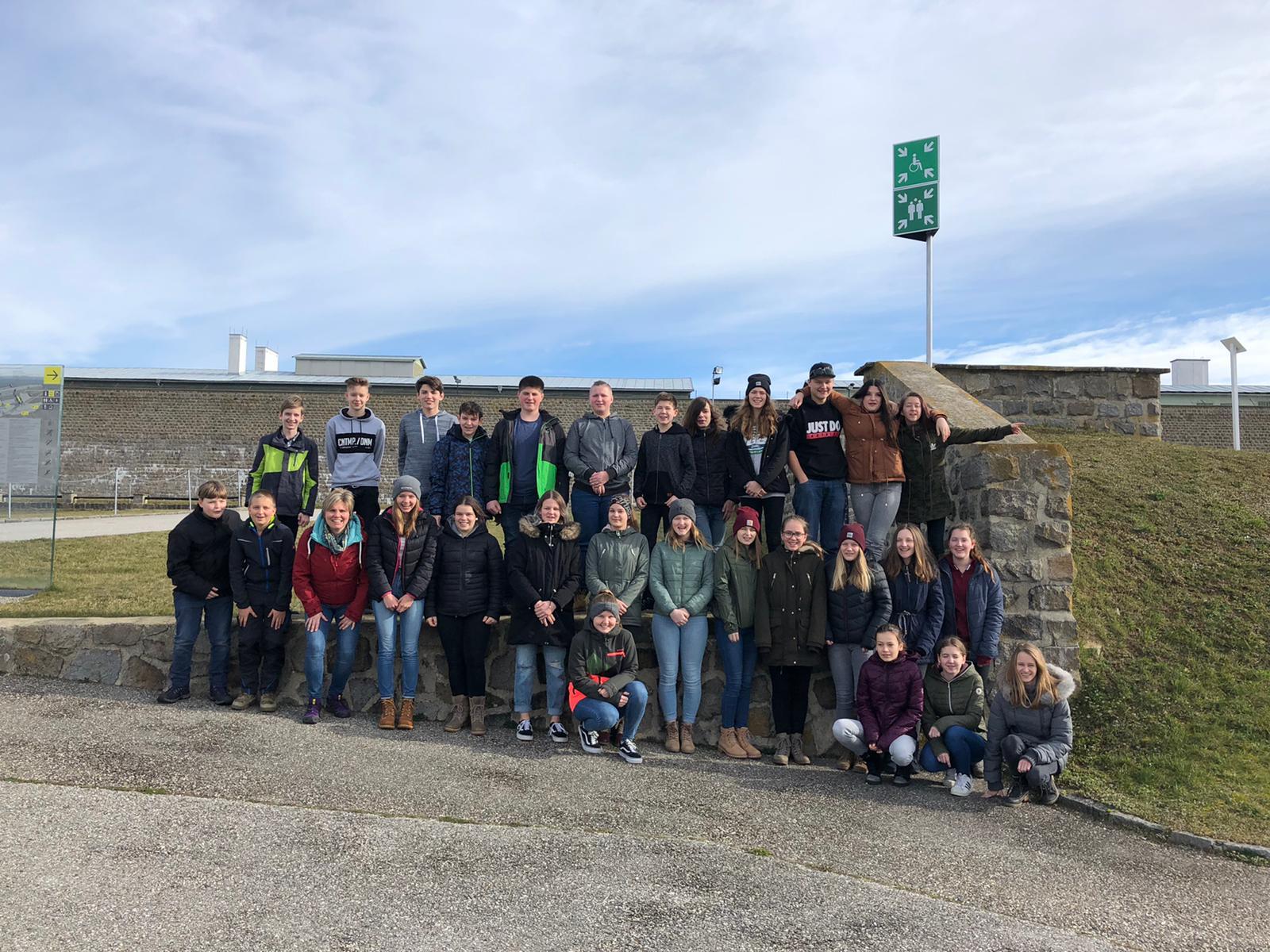 Exkursion Gedenkstätte Mauthausen