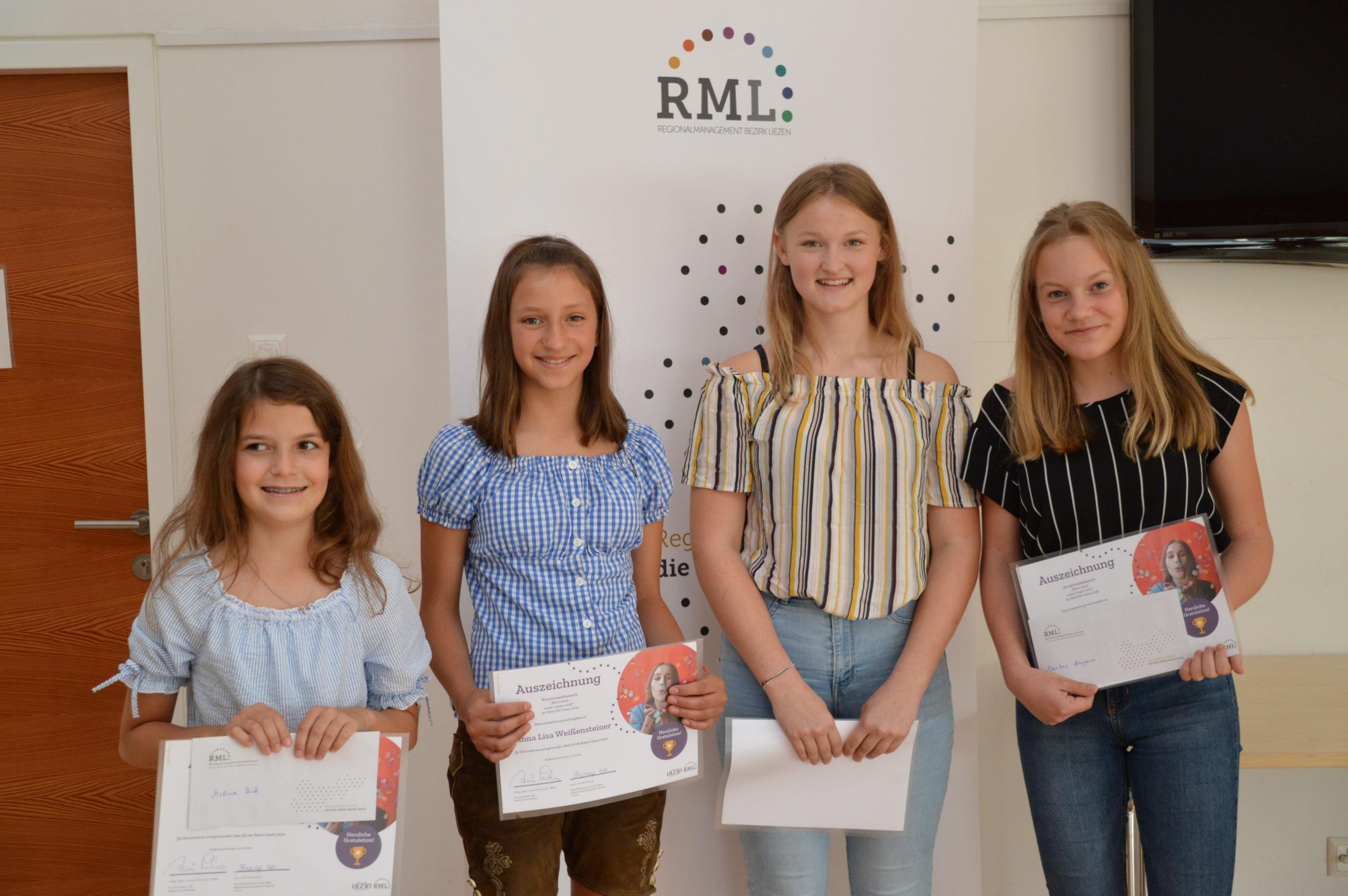 Schreibwettbewerb Regionalmanagement Liezen