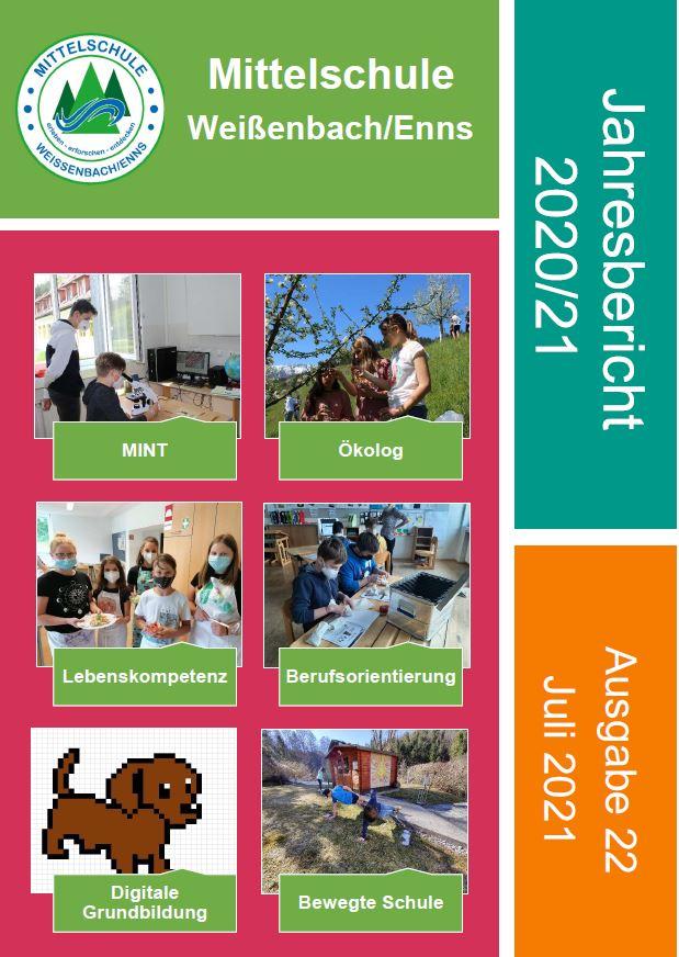 Jahresbericht 2021