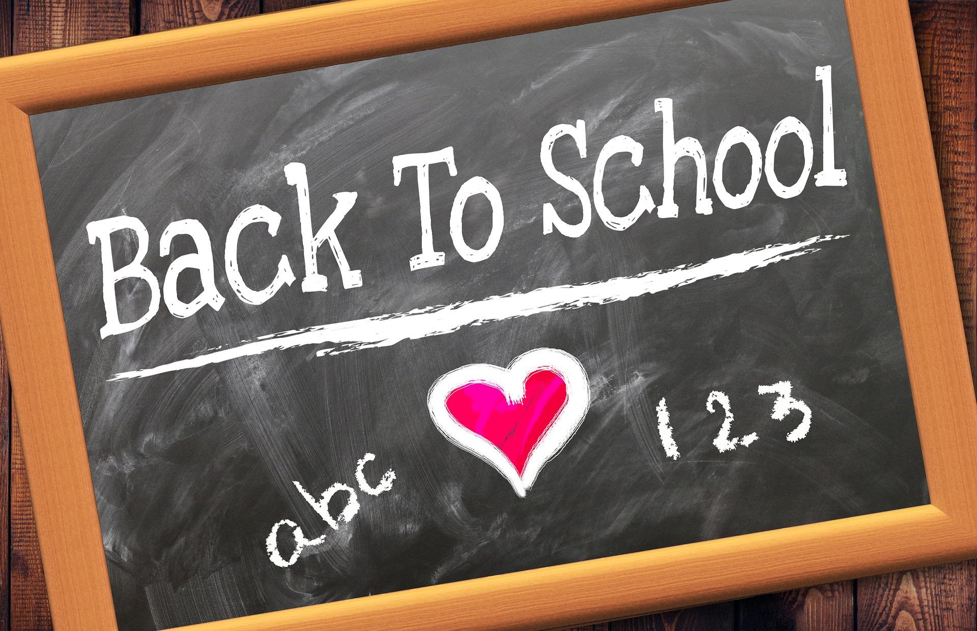 Neues Schuljahr 2021/22